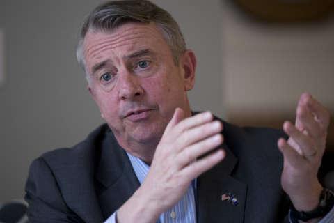 GOP hopefuls stump across Va. in governor's race