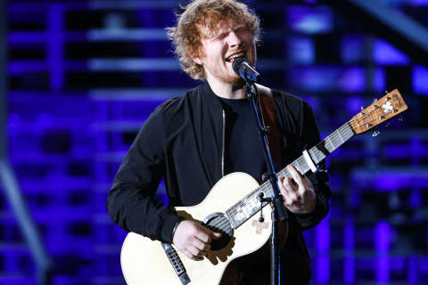 United by Divide: Ed Sheeran releases tour dates