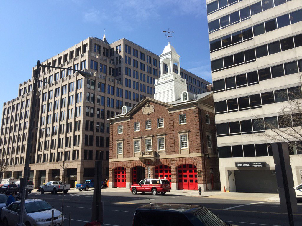Historic Engine Company 16 has been closed for over a year to implement $9 million worth of upgrades. (WTOP/Kristi King)