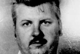 FILE - This 1978 file photo shows serial killer John Wayne Gacy. Detectives who have long wondered if Gacy killed others besides the 33 young men he was convicted of murdering may soon get to search for bodies underneath an apartment complex where his late mother once lived, a law enforcement official said Saturday, Jan. 12, 2013. (AP Photo/File)