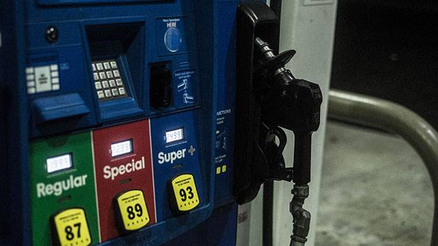 AAA: Average gas prices in Michigan rise 15 cents