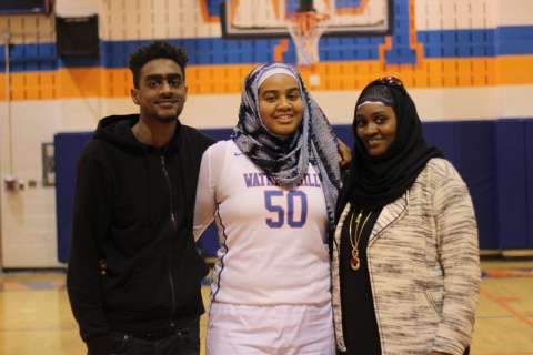 Md. teen benched during playoff game for wearing hijab