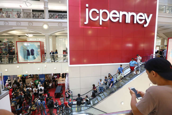 Quick Read: Petoskey's JC Penney not among stores on closing list