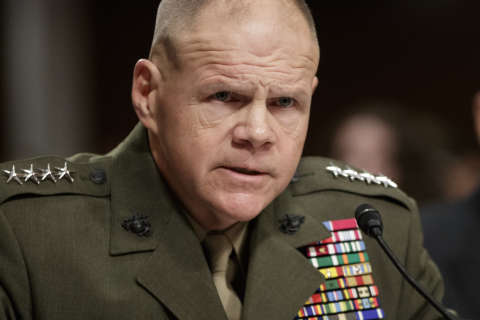Marine veteran disappointed by commandant's response to photo scandal