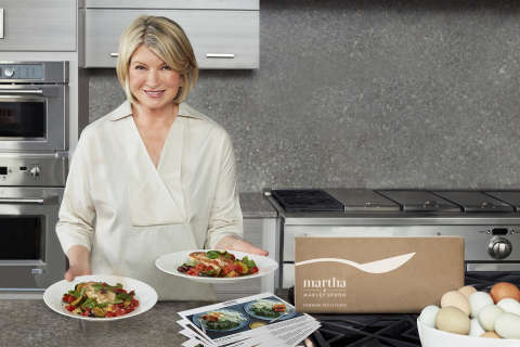 Cook like Martha tonight: Meal kits now on AmazonFresh for DC