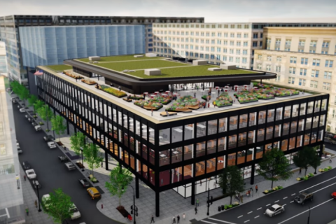 DC Public Library in search of cafe, catering operator for modernized MLK facility