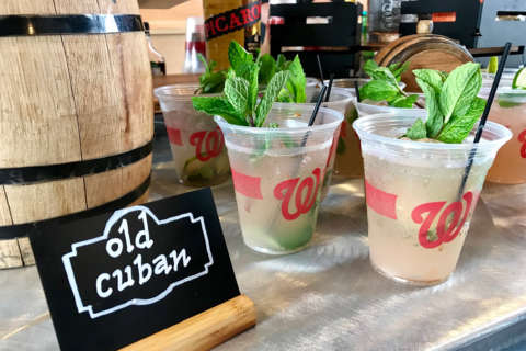 Where to find the best drinks at Nats Park