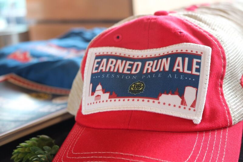 Devils Backbone Brewing Company is introducing its Earned Run Ale, ERA as the Nationals' flagship brew. (Courtesy Washington Nationals)