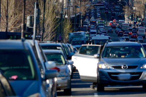Uber set to test new 'digital slugging' commute option in DC