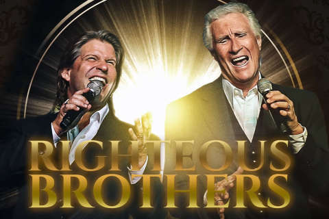Bill Medley brings new Righteous Brothers duo to The Birchmere
