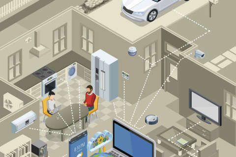 Column: Keep those smart devices on the internet of things secure