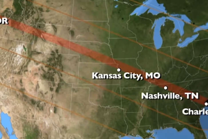 Solar Eclipse Will Be Stunning Spectacle Wtop