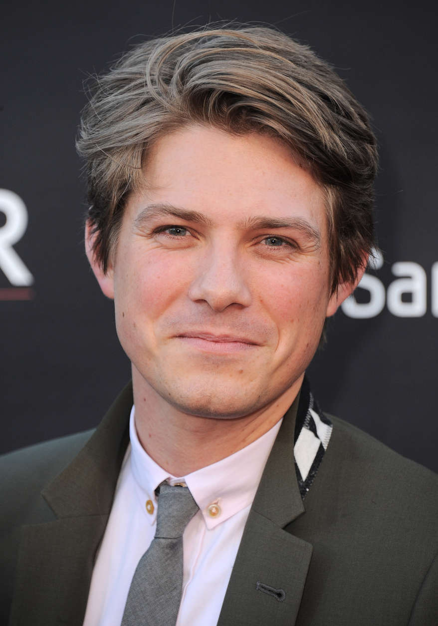 """Taylor Hanson arrives at the LA Premiere of """"The Hangover: Part III"""" at the Westwood Village Theatre on Monday, May 20, 2013 in Los Angeles. (Photo by Jordan Strauss/Invision/AP)"""