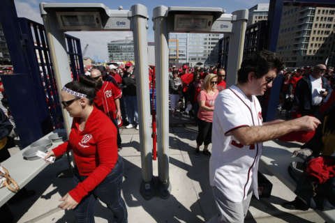 Nationals fans blast 'ridiculous' lines, 'terrible' service on Opening Day