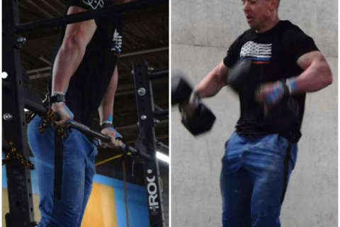 State trooper named Maryland's 'fittest cop'