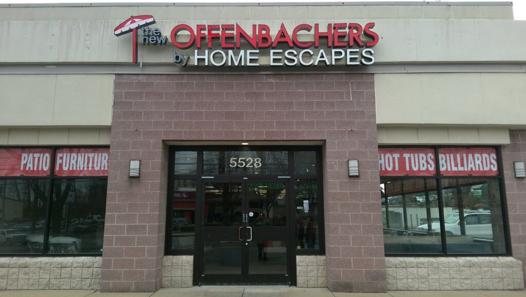 Patio Furniture Retailer Offenbachers Is Back