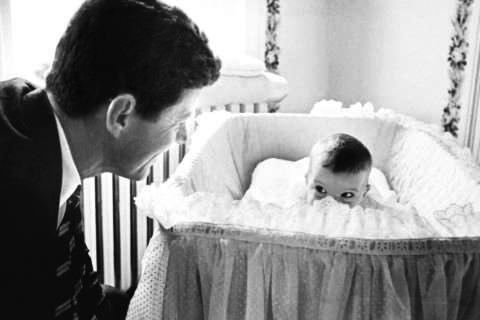Rare JFK photos capture unraveling of 1960s