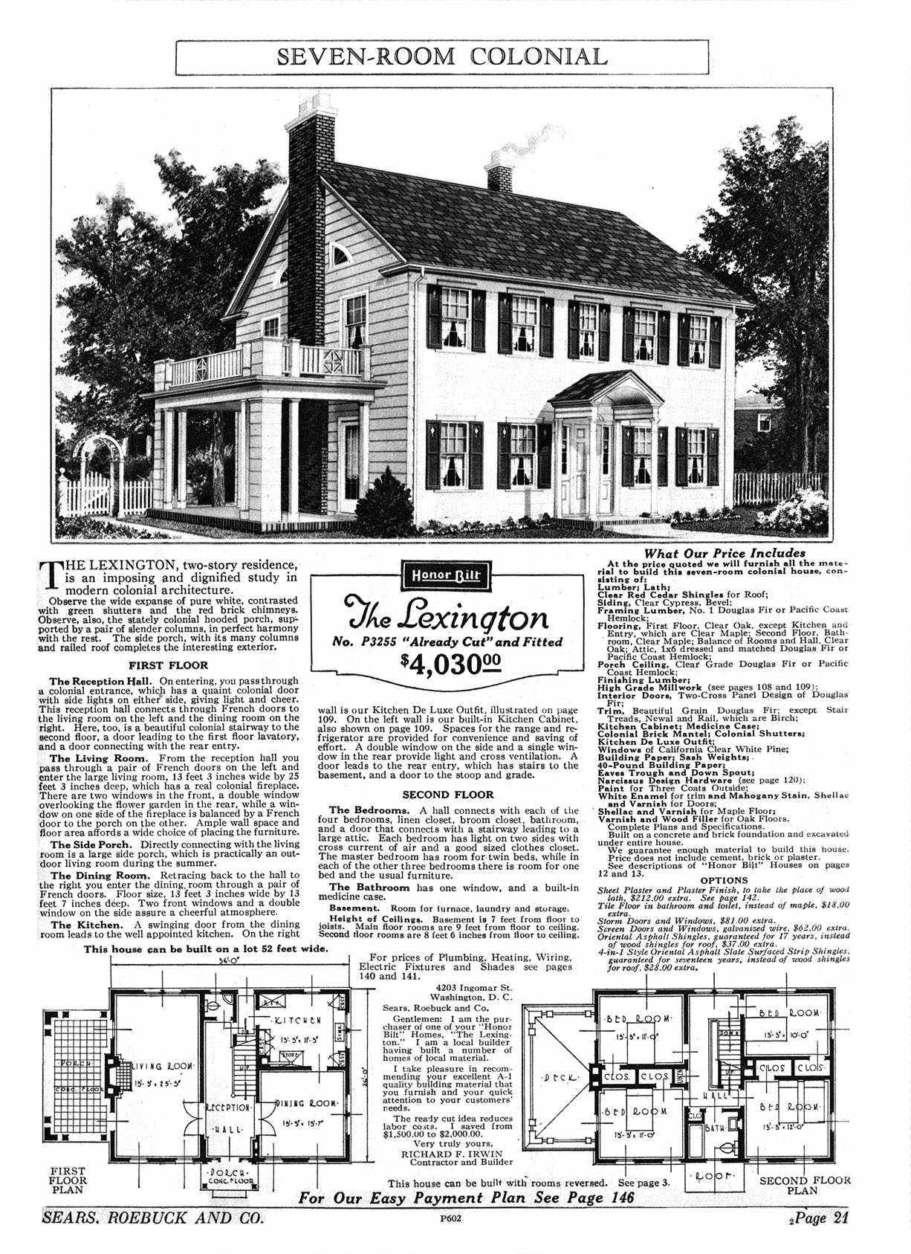 DC's hidden secret: Million-dollar homes built from DIY kits ... on napa home designs, wright home designs, elite home designs, linear home designs,
