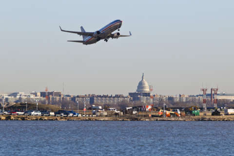 Noise prompts Va. lawmaker to press FAA on runway changes at Reagan National Airport