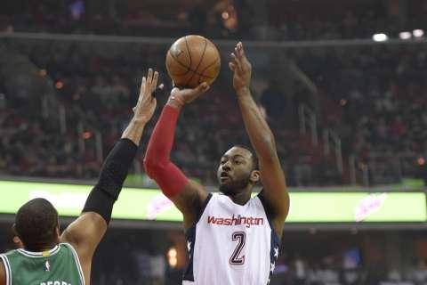 Photos: Washington Wizards battle Boston Celtics in NBA Playoffs