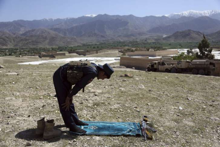 'Mother of all bombs' killed 94 ISIS fighters, Afghan officials say