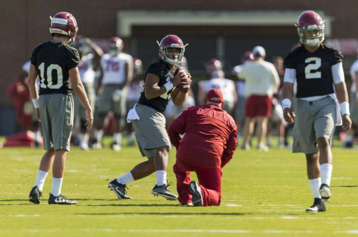 Brian Daboll uses Patriots connection to help Alabama quarterback