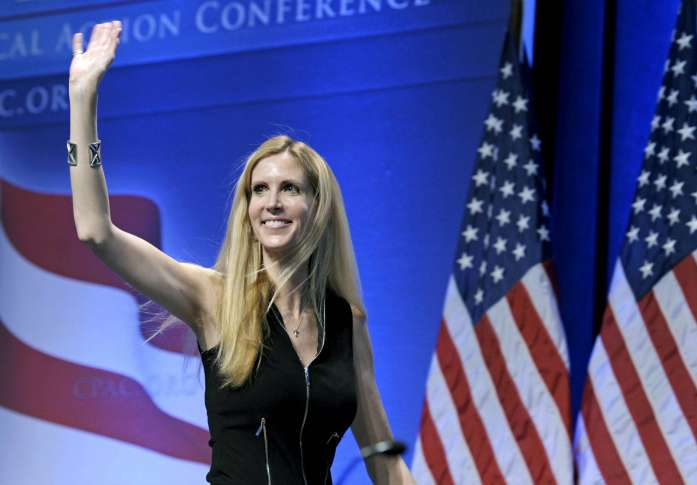 Ann Coulter says her Berkeley speech canceled