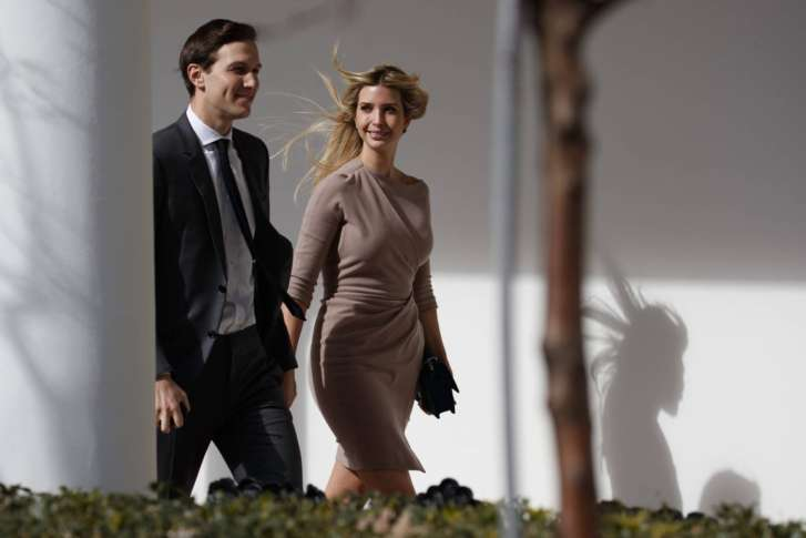 Politics hasn't stopped the growth of Ivanka Inc