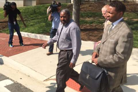 Md. man sentenced after shooting 2 firefighters, killing 1