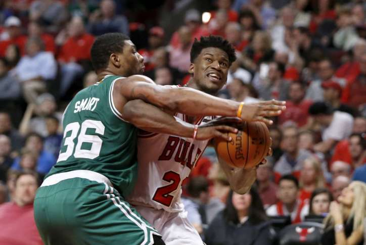 Marcus Smart Responds To Jimmy Butler: 'It Ain't Hard To Find Me'