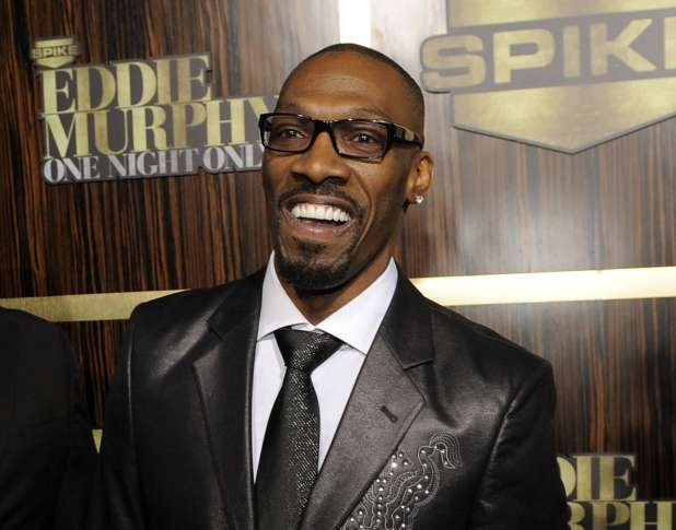 Charlie Murphy remembered at funeral by fellow comedians