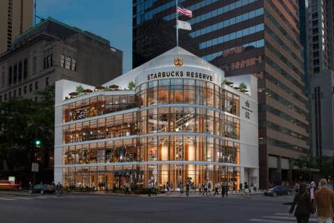 Biggest Starbucks yet set for 2019 opening in Chicago