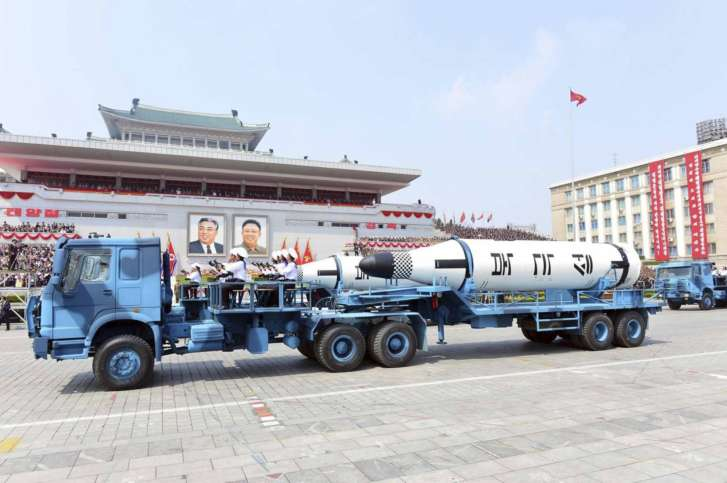 UN strongly condemns North Korean missile launch after delay