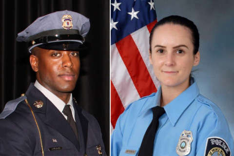 Names of 3 local officers being added to National Police Memorial