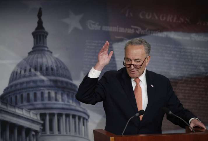 Hill settles on $1T spending bill, vote likely by Wednesday