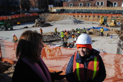 Digging through the mystery of Alexandria waterfront's 18th-century ship