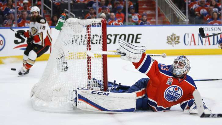 Anaheim Ducks beat Edmonton Oilers, get back into series