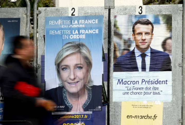 Le Pen thrives among French poor, vote analysis shows