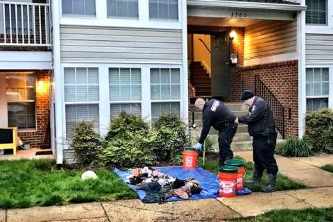 1 dead in Prince William Co. apartment fire