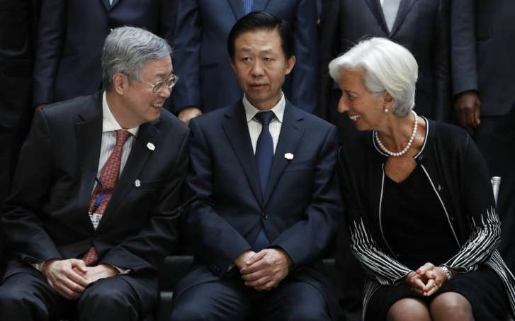 Global finance leaders grapple with globalization fears after Trump election
