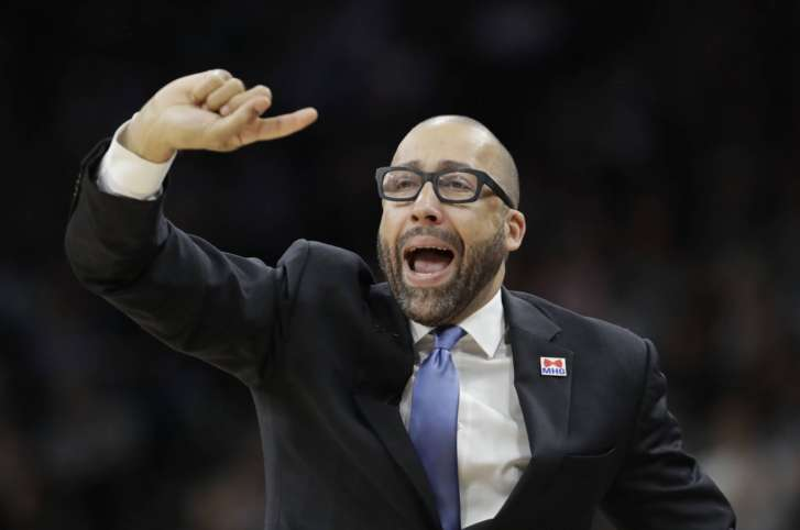 GRIZZLIES SERIES: Fizdale's rant quickly became story of Game 2
