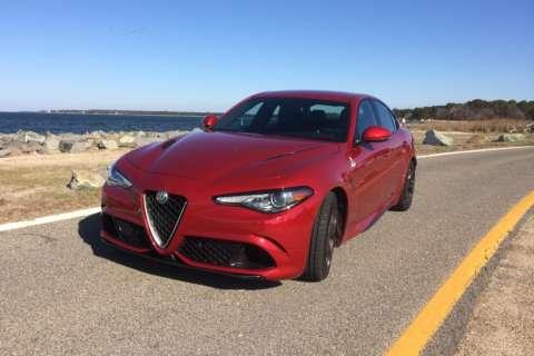 Car review: 2017 Alfa Romeo Quadrifoglio — A blend of luxury and performance