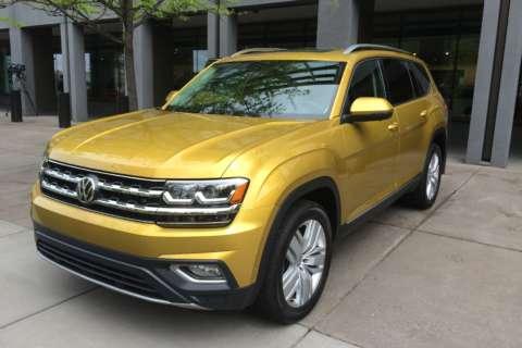 Volkswagen Atlas has style, handling — and room for 7