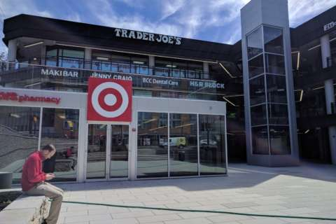 Target opens small-scale Bethesda location