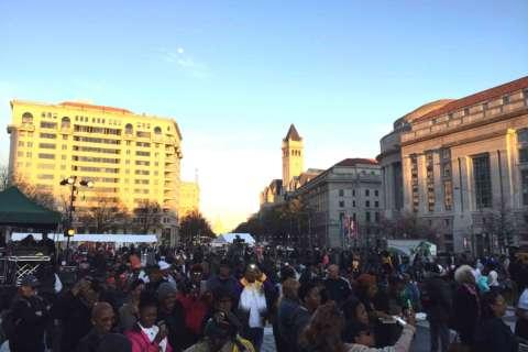 Emancipation Day celebrations fill Freedom Plaza