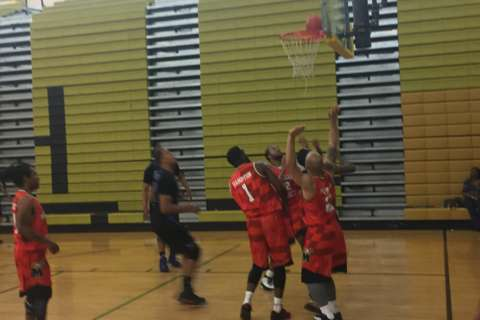 Basketball tournament honors fallen Prince George's Co. officer