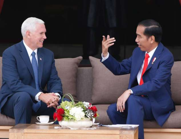 Nervous about China, Southeast Asia gets Trump's attention
