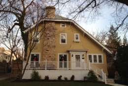 """This photo shows a """"Ardmore"""" house in the D.C. area from Lewis Manufacturing. (Catarina Bannier)"""