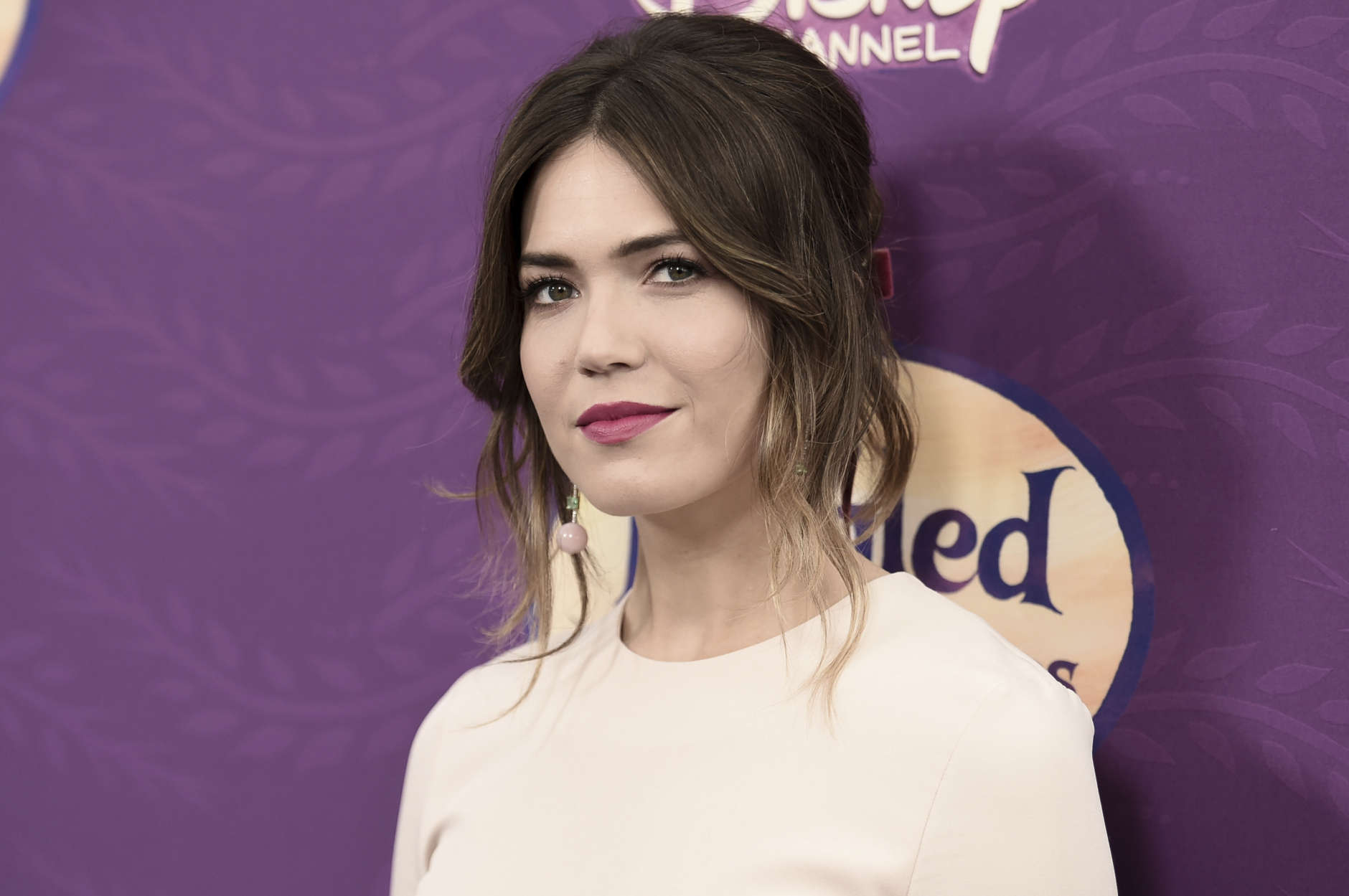 "Mandy Moore attends a special screening of ""Tangled Before Ever After"" at the Paley Center for Media on Saturday, March 4, 2017, in Beverly Hills, Calif. (Photo by Richard Shotwell/Invision/AP)"