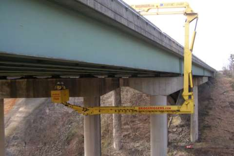 I-95 bridge work in Prince William Co. will slow down weekend traffic